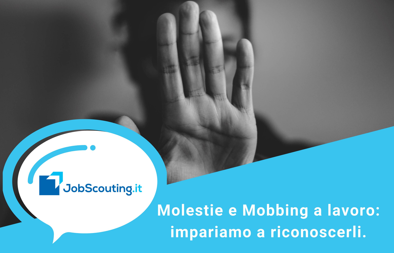 Molestie e Mobbing